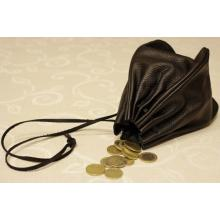 Leather moneybag