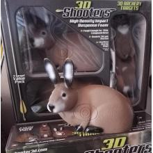 3D Shooter target