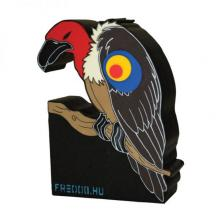2D Vulture coloured